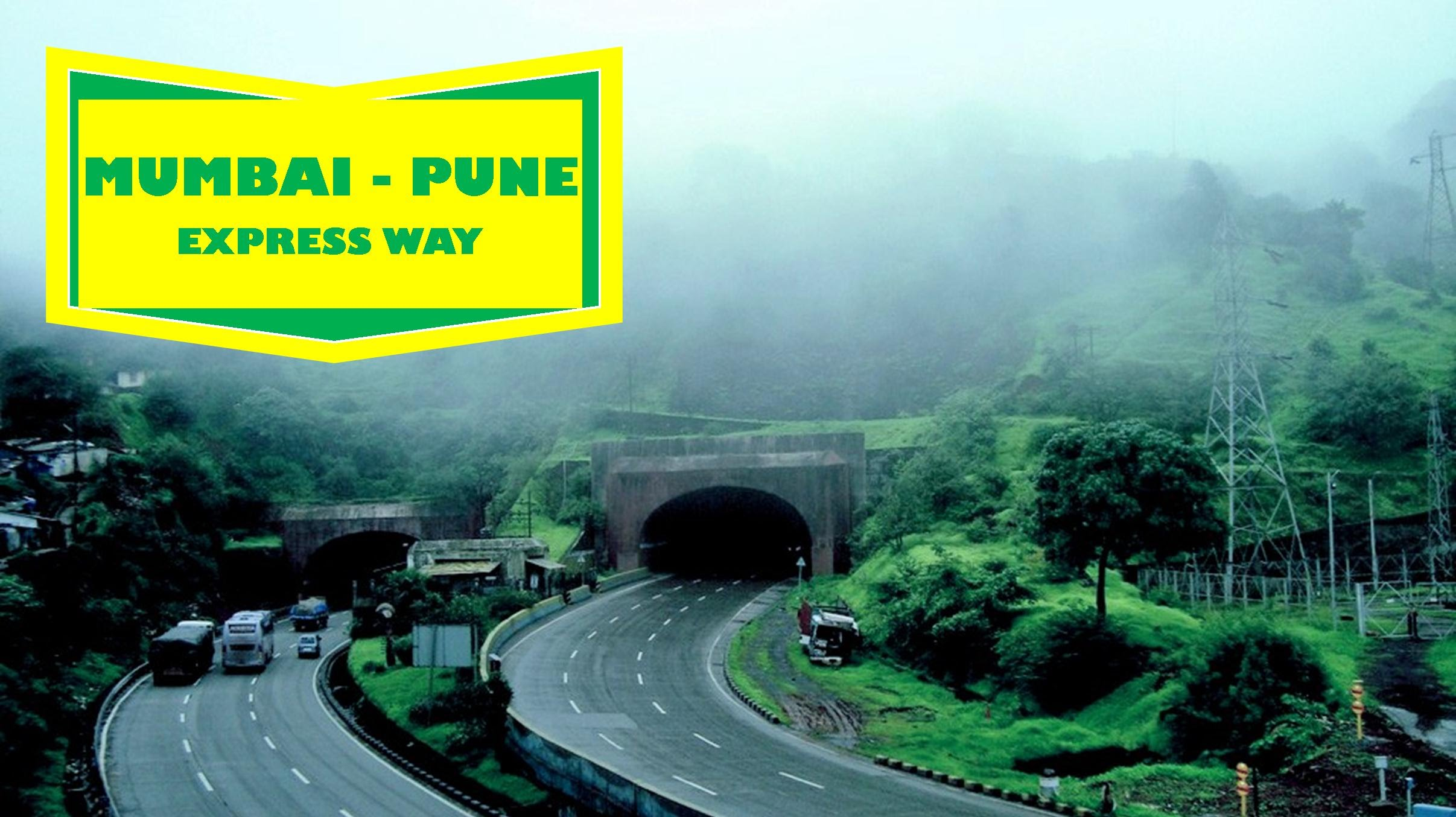 Mumbai to Pune Express Way | Maharashtra Tourism
